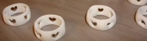 Lumpy rings...