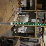 Lighting it up at the Sydney Hackerspace